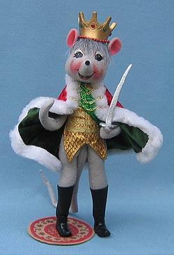 Annalee 12 Quot Rat King Nutcracker Series Mint 2005 944505