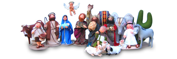 Annalee Nativity Selection
