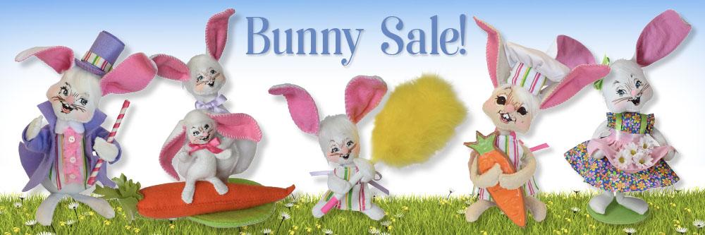 Annalee Bunny Sale