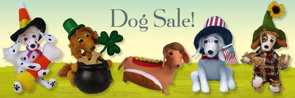 Annalee Dog Sale