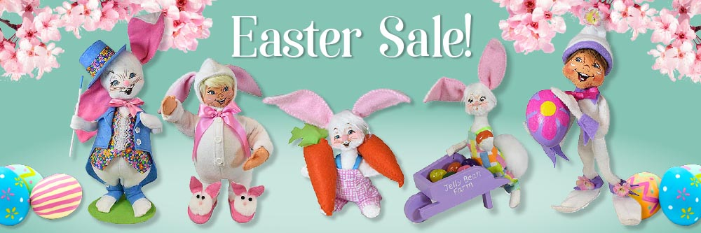 Annalee Easter Sale