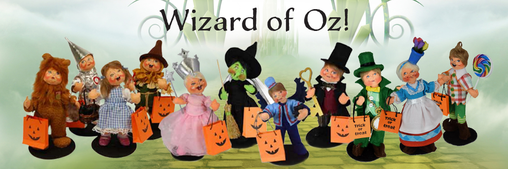 Wizard of Oz Selection