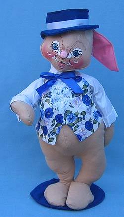 "Annalee 18"" E.P. Boy Bunny - Mint - 071599"