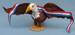 "Annalee 6"" Patriotic Eagle - Mint- Prototype - 101503"