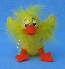 "Annalee 4"" Yellow Duck - Mint - 148806"