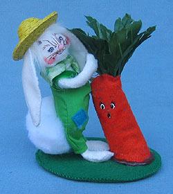"Annalee 5"" Bunny Tugs - Mint - 151407"