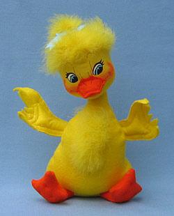 "Annalee 12"" Yellow Baby Duck - Mint - 155006"