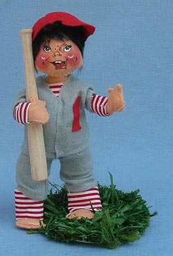 "Annalee 7"" Baseball Player - Mint - 164085"