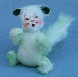 "Annalee 4"" Irish Cat - Mint - Prototype - 169102"