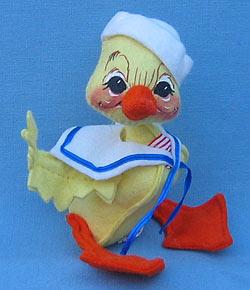 "Annalee 5"" Sailor Duck - Near Mint - 172489"