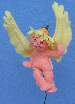 "Annalee 3"" Spring Pixie Pick - Mint - 184094ox"