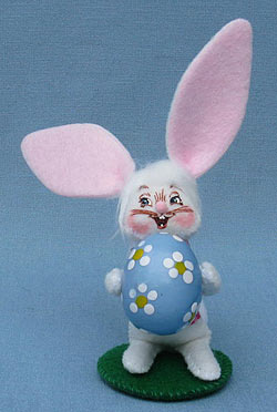 "Annalee 3"" Easter Bunny Helper - Mint - 200010"