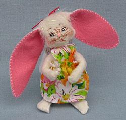 """Annalee 5"""" Sweet Treats Bunny - Excellent - 200911oxa"""