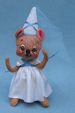 "Annalee 7"" Maid Marion Princess Mouse - Mint / Near Mint - 200990"
