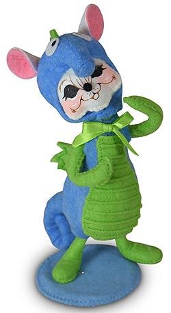 "Annalee 6"" Wannabe a Sea Horse Mouse 2020 - Mint - 261220"