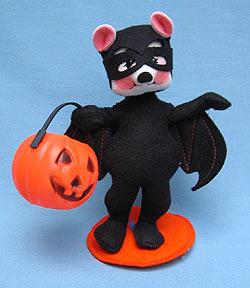 "Annalee 8"" Batty For Treats Bear - Mint - 297900"