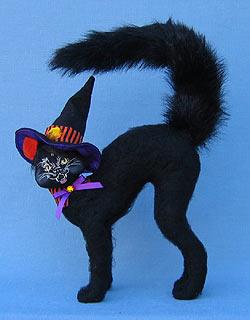 "Annalee 8"" Scaredy Cat - Mint - 301708"