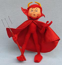 "Annalee 9"" Devil Elf - Mint - 302108ooh"