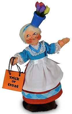 """Annalee 5"""" Wizard of Oz Munchkin - Flowerpot Kid 2020 - Mint - 310720"""
