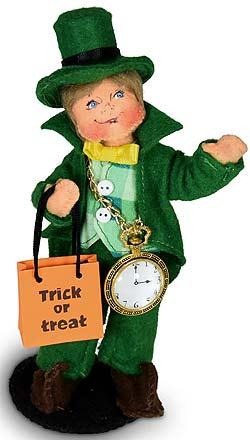 "Annalee 5"" Wizard of Oz Munchkin - Mayor Kid 2020 - Mint - 310820"