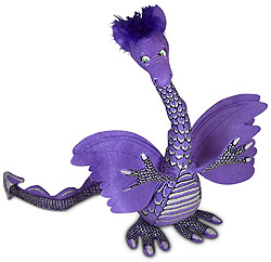 "Annalee 12"" Purple Dragon 2020 - Mint - 311720"