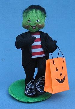 """Annalee 7"""" Frankenstein Kid - Mint - 328599"""