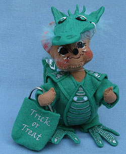 """Annalee 6"""" Dragon Mouse - Mint - 328804ox"""