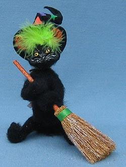 "Annalee 4"" Halloween Cat - Mint - 330606"