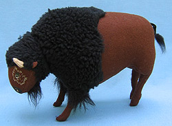 "Annalee 11"" Buffalo - Bison - Mint - 331097"