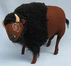 "Annalee 11"" Buffalo - Excellent - 331097a"
