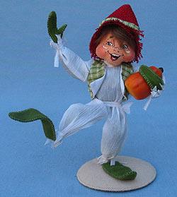 "Annalee 9"" Harvest Elf - Mint - 351611"