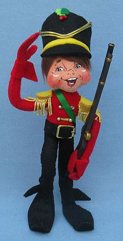 """Annalee 9"""" Wannabe a Toy Soldier - Mint - 501611"""