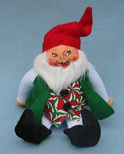 "Annalee 9"" Starlight Mint Gnome - Mint - 501710"