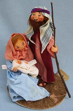"Annalee 10"" Nativity Set Vignette - Very Goog - 542089a"