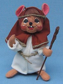 "Annalee 6"" Joseph Mouse- Mint - 544205"