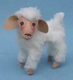"""Annalee 4"""" Lamb - Mint - 544906"""