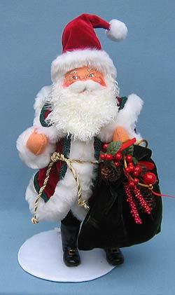 "Annalee 15"" Old World Santa - Mint - 581403"