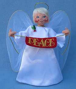"""Annalee 9"""" Angel of Peace - Mint - 650212"""