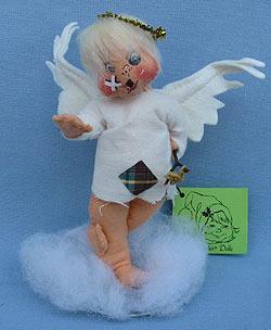 "Annalee 7"" Naughty Angel - 1983 - Mint  - 711583ooh"