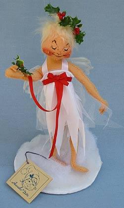 """Annalee 10"""" Christmas Fairy - Near Mint - 756488xx"""