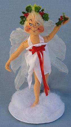 """Annalee 10"""" Christmas Fairy - Near Mint - 756489oxl"""