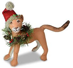 "Annalee 8"" Rustic Pine Mountain Lion 2020 - Mint - 760620"
