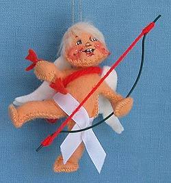 """Annalee 3"""" Cupid Ornament - Mint - 780687"""