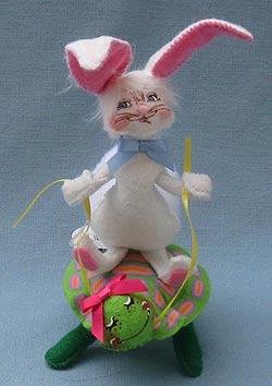 "Annalee 6"" Sunday Stroll Turtle & Bunny 2013 - Mint  - 851313"