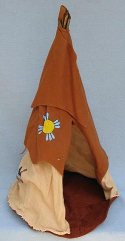 """Annalee 16"""" Teepee - Excellent - 902694a"""