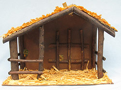 "Annalee 18"" Nativity Creche - Near Mint - 916288"
