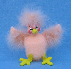 "Annalee 3"" Pastel Peeper Chick - Duck - Mint - 968703"