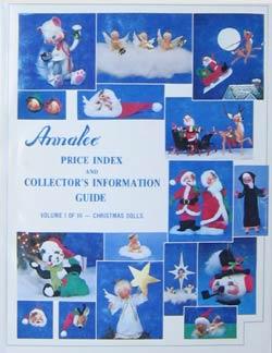 Annalee Volume 1 - Christmas Dolls - Near Mint - 969089a