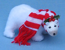 "Annalee 4"" Polar Bear Cub - Mint - 969405"