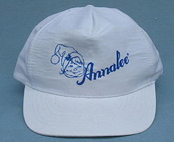 Annalee Baseball Cap with Elf Logo - ACap